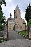 Ex-armenische Kirche in Kutaissi. / Ex-armenian church in Kutaisi.