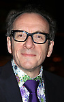 Elvis Costello arriving at the Broadway Opening Night Performance of ALL ABOUT ME at the Henry Miller Theatre, New York City.<br />