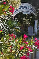 Europe/France/Aquitaine/33/Gironde/Bassin d'Arcachon/ Le Cap Ferret : Maison du Bassin, Hôtel-Restaurant de Charme [Non destiné à un usage publicitaire - Not intended for an advertising use]