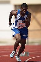 SAN ANTONIO, TX - MARCH 17, 2007: UTSA Relays Track & Field Meet - Day 2 at Jerry Comalander Stadium. (Photo by Jeff Huehn)