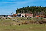 Oesterreich, Salzburger Land, Henndorf am Wallersee: Gut Aiderbichl - Gnadenhof fuer alte und misshandelte Tiere | Austria, Salzburger Land, Henndorf at Waller Lake: Manor Aiderbichl - animal sanctuary for old and abused animals