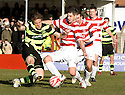 30/01/2010  Copyright  Pic : James Stewart.sct_jspa16_hamilton_v_celtic  .::  MORTEN RASMUSSEN SCORES CELTIC'S GOAL :: .James Stewart Photography 19 Carronlea Drive, Falkirk. FK2 8DN      Vat Reg No. 607 6932 25.Telephone      : +44 (0)1324 570291 .Mobile              : +44 (0)7721 416997.E-mail  :  jim@jspa.co.uk.If you require further information then contact Jim Stewart on any of the numbers above.........