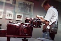 2015/08/21 Kultur | C/O Berlin | Ausstellung 100 Jahre Leica