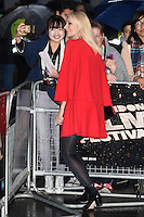 """Joely Richardson<br /> at the London Film Festival 2016 premiere of """"Snowden"""" at the Odeon Leicester Square, London.<br /> <br /> <br /> ©Ash Knotek  D3181  15/10/2016"""