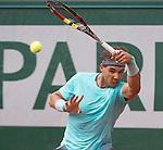 Rafael Nadal (ESP) defeats Dominic Thiem (AUT) 6-2, 6-2, 6-3