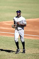 Jared Mitchell - Peoria Saguaros - 2010 Arizona Fall League.Photo by:  Bill Mitchell/Four Seam Images..
