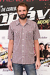 24.07.2012. Presentation at the Madrid Film Academy of the movie 'Impavido´, directed by Carlos Theron and starring by Marta Torne, Selu Nieto, Nacho Vidal, Carolina Bona, Julian Villagran and Manolo Solo. In the image Julian Villagran (Alterphotos/Marta Gonzalez)