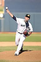 Josh Lueke - Peoria Javelinas - 2010 Arizona Fall League.Photo by:  Bill Mitchell/Four Seam Images..
