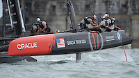 160724 LOUIS VUTTON AMERICA'S CUP DAY TWO