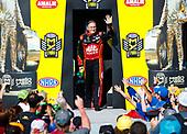 17-19 March 2017, Gainesville, Florida USA Doug Kalitta, Mac Tools, top fuel dragster ©2017, Mark J. Rebilas