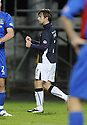 28/10/2008  Copyright Pic: James Stewart.File Name : sct_jspa01_falkirk_v_ict.NEIL MCCANN CELEBRATES SCORING FALKIRK'S FIRST.James Stewart Photo Agency 19 Carronlea Drive, Falkirk. FK2 8DN      Vat Reg No. 607 6932 25.Studio      : +44 (0)1324 611191 .Mobile      : +44 (0)7721 416997.E-mail  :  jim@jspa.co.uk.If you require further information then contact Jim Stewart on any of the numbers above........