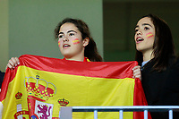 Spain's supporters during international friendly match. November 11,2017.(ALTERPHOTOS/Acero)