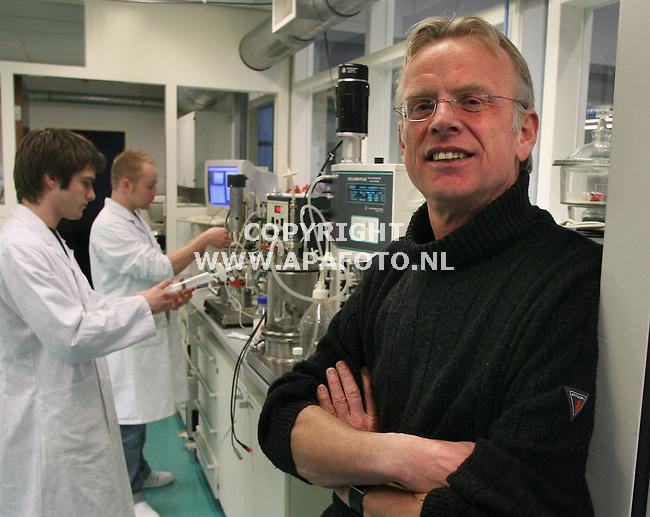 nijmegen 080306 Drs.Guido  Mathee directeur HAN Biocentre<br />foto frans ypma APA-foto