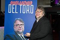 ARRIVEE DE GUILLERMO DEL TORO POUR SA MASTER CLASS - FESTIVAL LUMIERE 2017 A LYON - JOUR 3