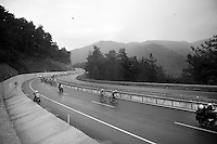 Adam Phelan (AUS/Drapac) & Frederik Backaert (BEL/Wanty-Groupe Gobert) are the last surviviors of the daylong breakaway and are caught 12km before the finish<br /> <br /> Tour of Turkey 2014<br /> stage 4