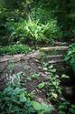 Gertrude Jekyll Water Garden, Vann House and Garden, Surrey, mid June.
