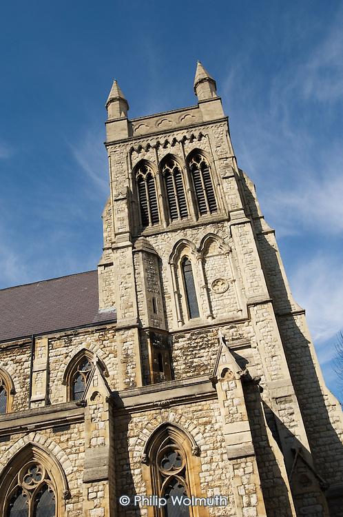 St.Stephens Church, Bayswater, London