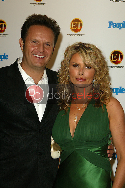 Mark Burnett and Roma Downey<br />