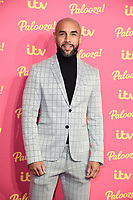 LONDON, UK. November 12, 2019: Alex Beresford arriving for the ITV Palooza at the Royal Festival Hall, London.<br /> Picture: Steve Vas/Featureflash