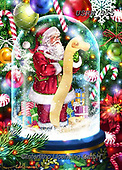 Randy, CHRISTMAS SANTA, SNOWMAN, WEIHNACHTSMÄNNER, SCHNEEMÄNNER, PAPÁ NOEL, MUÑECOS DE NIEVE, paintings+++++,USRW355,#x# ,puzzle,puzzels