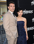 Rufus Sewell attends The Paramount Pictures L.A. Premiere of Hercules held at The TCL Chinese Theatre in Hollywood, California on July 23,2014                                                                               © 2014 Hollywood Press Agency