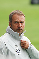 Bundestrainer Hansi Flick (Deutschland Germany) - Stuttgart 31.08.2021: Training der Deutschen Nationalmannschaft, Gazi Stadion Stuttgart