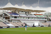Ross Taylor, New Zealand heads to the nets during a training session ahead of the ICC World Test Championship Final at the Hampshire Bowl on 17th June 2021