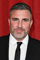 Greg Wood<br /> arriving for The British Soap Awards 2019 at the Lowry Theatre, Manchester<br /> <br /> ©Ash Knotek  D3505  01/06/2019