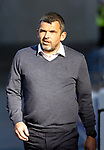 Rangers v St Johnstone…25.04.21   Ibrox.  Scottish Cup<br />Saints manager Callum Davidson<br />Picture by Graeme Hart.<br />Copyright Perthshire Picture Agency<br />Tel: 01738 623350  Mobile: 07990 594431