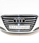 Audi A8 at the Audi Pavillion in Miami Beach for Manger Magazine