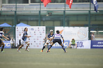 Exhibition VS Football Club GFI HKFC Rugby Tens 2016 on 07 April 2016 at Hong Kong Football Club in Hong Kong, China. Photo by Juan Manuel Serrano / Power Sport Images