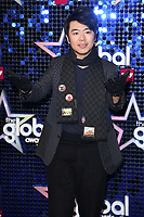 Lang Lang<br /> arriving for the Global Awards 2019 at the Hammersmith Apollo, London<br /> <br /> ©Ash Knotek  D3486  07/03/2019