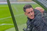 Head coach Jimmy Coenraets of OHL pictured before a female soccer game between RSC Anderlecht Dames and Oud Heverlee Leuven on the seventh matchday of play off 1 of the 2020 - 2021 season of Belgian Womens Super League , saturday 15 th of May 2021  in Brussels , Belgium . PHOTO SPORTPIX.BE   SPP   STIJN AUDOOREN