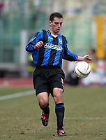 Zauri Atalanta<br /> Calcio 2002/2003<br /> Foto Andrea Staccioli/Insidefoto