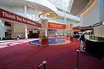 Oregon Convention Center Interior, Portland, Oregon