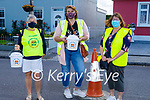 Working hard behind the scenes in Ballyduff at the Vintage Tractor Run on Sunday, l to r: Marie O'Sullivan, Marleen Jones and Mary Behan.
