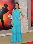Perrey Reeves at the Columbia pictures L.A. Premiere of The Karate Kid held at The Mann Village Theatre in Westwood, California on June 07,2010                                                                               © 2010 Debbie VanStory / Hollywood Press Agency