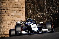 6th June 2021; F1 Grand Prix of Azerbaijan, Race Day;  06 LATIFI Nicholas can, Williams Racing F1 FW43B during the Formula 1 Azerbaijan Grand Prix 2021 at the Baku City Circuit
