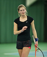 Rotterdam, The Netherlands, March 18, 2016,  TV Victoria, NOJK 14/18 years, Fleeur Egging (NED)<br /> Photo: Tennisimages/Henk Koster
