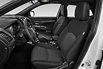 Front seat view of a 2020 Mitsubishi Mitsubishi ASX ASX Diamond Edition 5 Door SUV front seat car photos