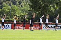 Aufwärmtraining - 14.06.2017: Training der Deutschen Nationalmannschaft zur Vorbereitung auf den Confed Cup, Sportpark Kelsterbach