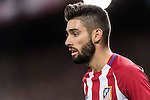 Yannick Ferreira Carrasco of Atletico de Madrid looks on during their La Liga match between Atletico de Madrid and Granada CF at the Vicente Calderon Stadium on 15 October 2016 in Madrid, Spain. Photo by Diego Gonzalez Souto / Power Sport Images