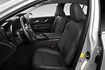 Front seat view of 2021 Toyota Mirai Limited 4 Door Sedan Front Seat  car photos