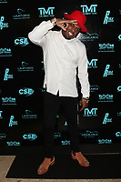 MIAMI, FL - FEBRUARY 19: P-Reala attends Floyd Mayweather's 44th futuristic Birthday Party at Casablanca on the Bay on February 19, 2021 in Miami, Florida. Photo Credit: Walik Goshorn/Mediapunch