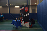 NOVEMBER 15, 2018: MONTREAL, QC, CIVA table at Paratough Cup, which was held at McGill University, with 14 corporate teams competing for the prize.