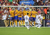 Chelsea vs Barcalona, July 28, 2015