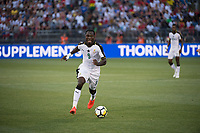 East Hartford, CT - Saturday July 01, 2017: Kwadwo Poku during an international friendly match between the men's national teams of the United States (USA) and Ghana (GHA) at Pratt & Whitney Stadium at Rentschler Field.