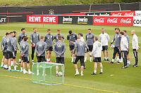 Besprechung mit Bundestrainer Joachim Loew (Deutschland Germany) - Seefeld 29.05.2021: Trainingslager der Deutschen Nationalmannschaft zur EM-Vorbereitung