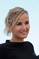 """CANNES, FRANCE - JULY 14: Julia Ducournau at the """"Titane"""" photocall during the 74th annual Cannes Film Festival on July 14, 2021 in Cannes, France. <br /> CAP/GOL<br /> ©GOL/Capital Pictures"""