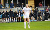 Stanford, CA - December 8, 2019: Team, Carly Malatskey at Avaya Stadium. The Stanford Cardinal won their 3rd National Championship, defeating the UNC Tar Heels 5-4 in PKs after the teams drew at 0-0.
